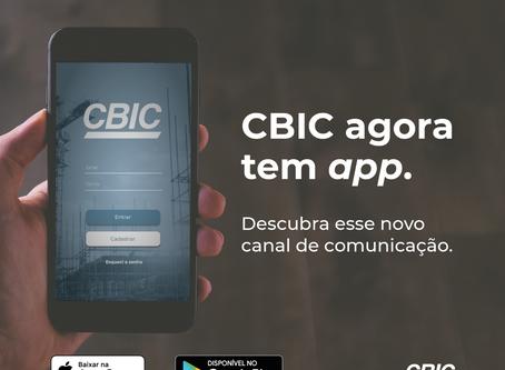 Construção civil conta agora com o app 'Construa o Brasil com a CBIC'