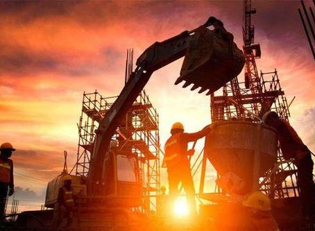 Confiança da Construção avança em julho impulsionada pela retomada das obras