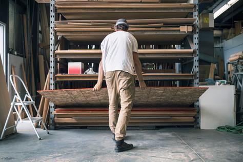 Wood Floors and Custom Shop
