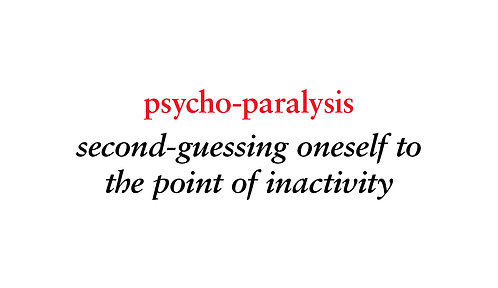 psycho-paralysis