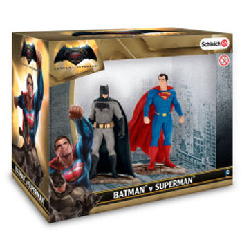 BATMAN VS SUPERMAN PACK DOS FIGURAS