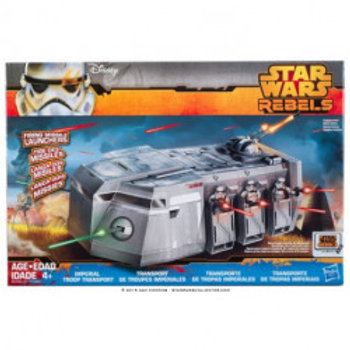 STAR WARS CLASS II VEHICULOS DE ATAQUE REBELS