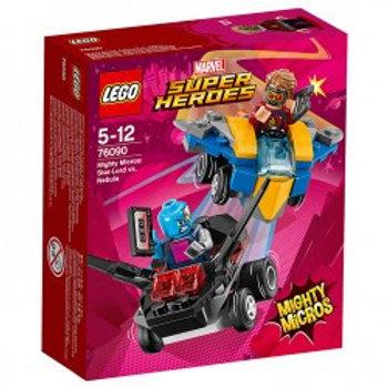 LEGO 76090 STAR-LORD VS NEBULA