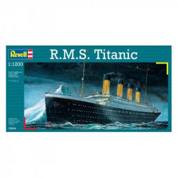 MAQUETA R.M.S TITANIC