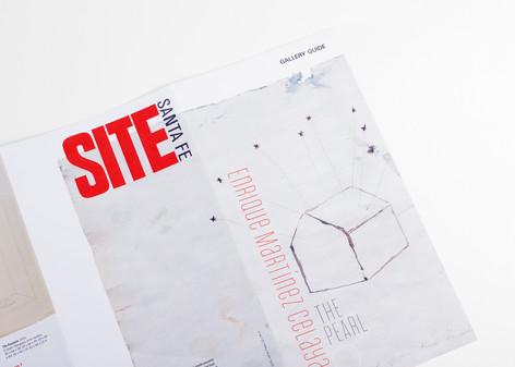 SITE Santa Fe Gallery Guides