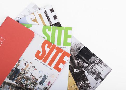 SITE Rebranding