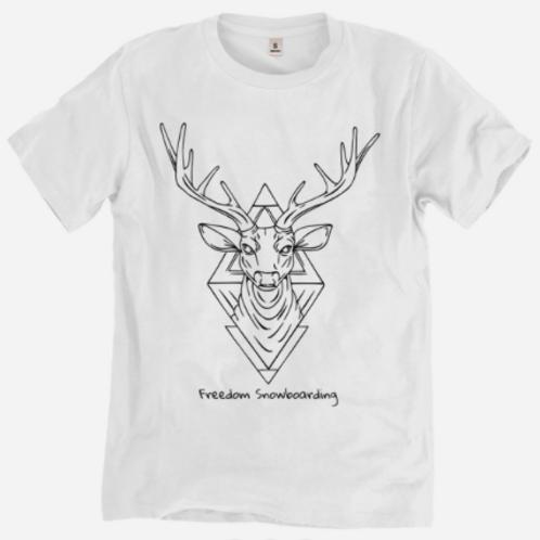 Organic Bamboo T'shirt (stag)