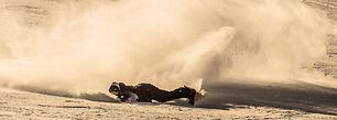 Snowoard tignes
