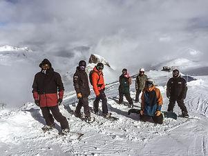 snowboard val disere