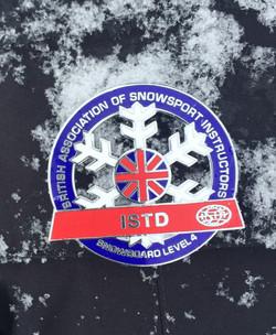 BASI level 4 Snowboard
