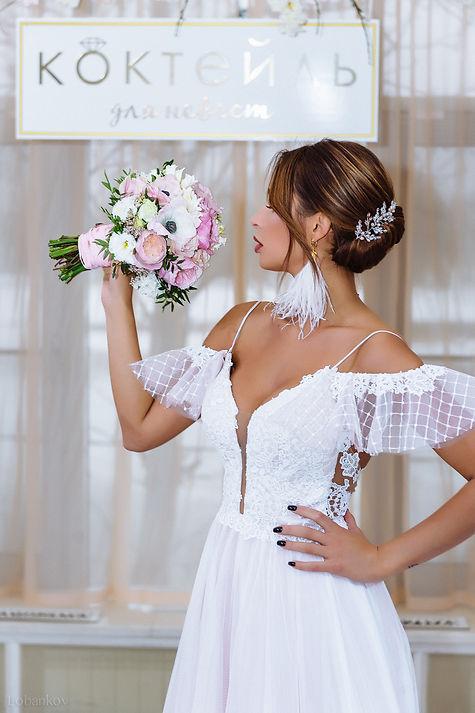 свадебное платья Sunshine