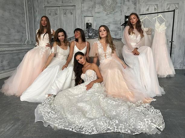 свадебные платья Тверь
