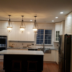Different Angle of a Kitchen Remodeling