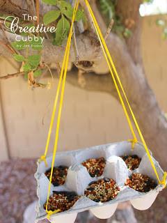 Arts & Crafts Cabin: Bird Feeder