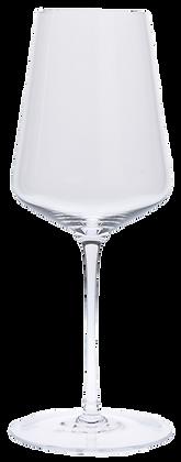 THE WHITE | white wine glass