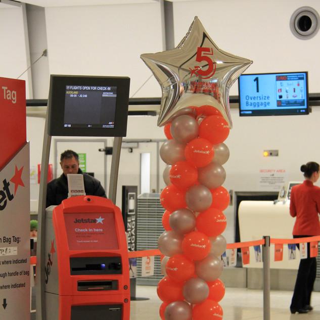 Column for Jetstar