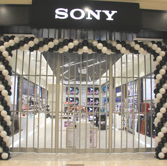 Squarepack Archway for SONY
