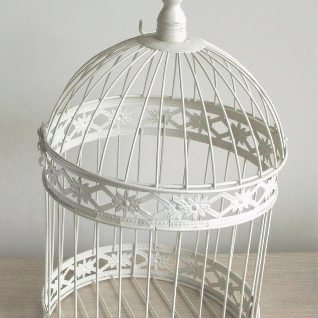 Wishing Well Birdcage - Large