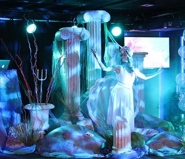 Charity Function - Under the Sea