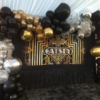 Gatsby Theme Garland