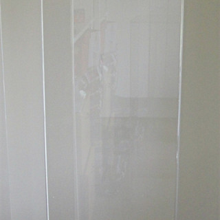 Acrylic Ghost Plinth Large