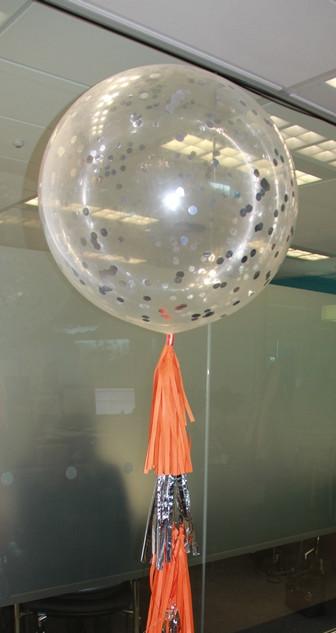 90cm Confetti Balloon