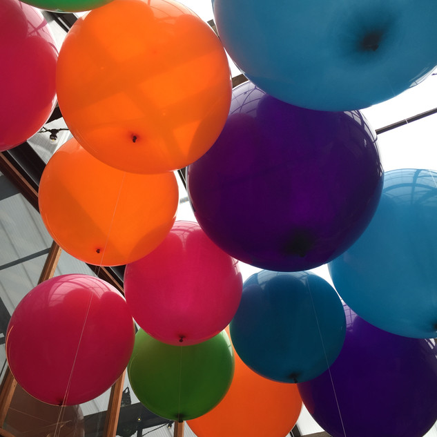 Giant Latex Balloons (60cm and 90cm)