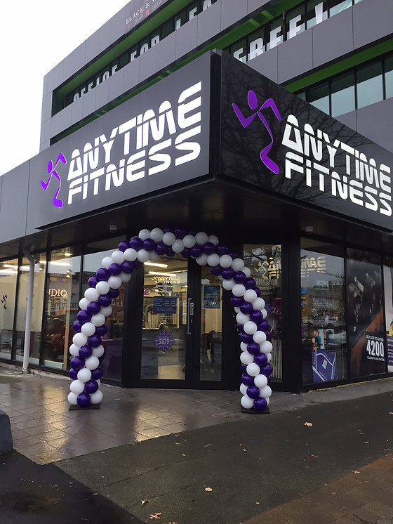 6m Archway Anytime Fitness Papanui 6m Ma