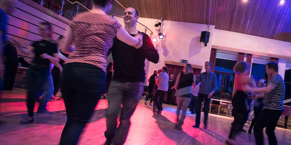 Bicester/Oxford Workshop & Evening Social Dance with Guest DJ