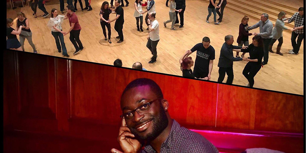 'Stuff you need to know' Workshop & Social Dance with Guest DJ Ekow