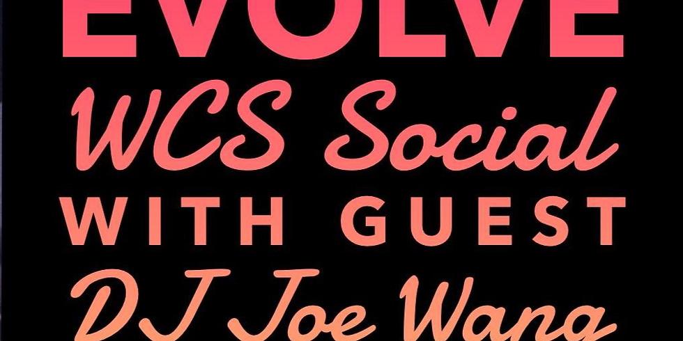 Milton Keynes Evening Social Dance with Guest DJ Joe Wang