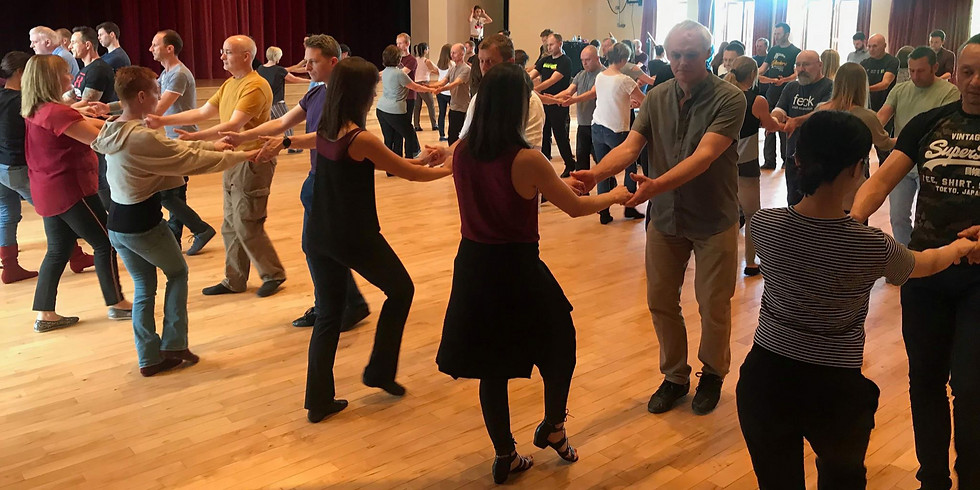 Milton Keynes Workshop & Evening Social Dance with Guest DJ