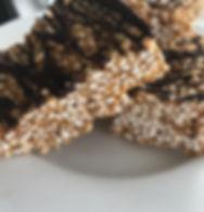 PB Crunch Bars