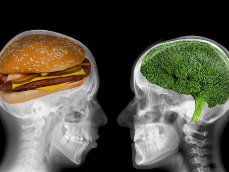 Food on the mind