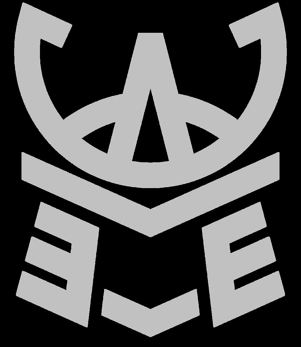 Samurai Helmet Logo