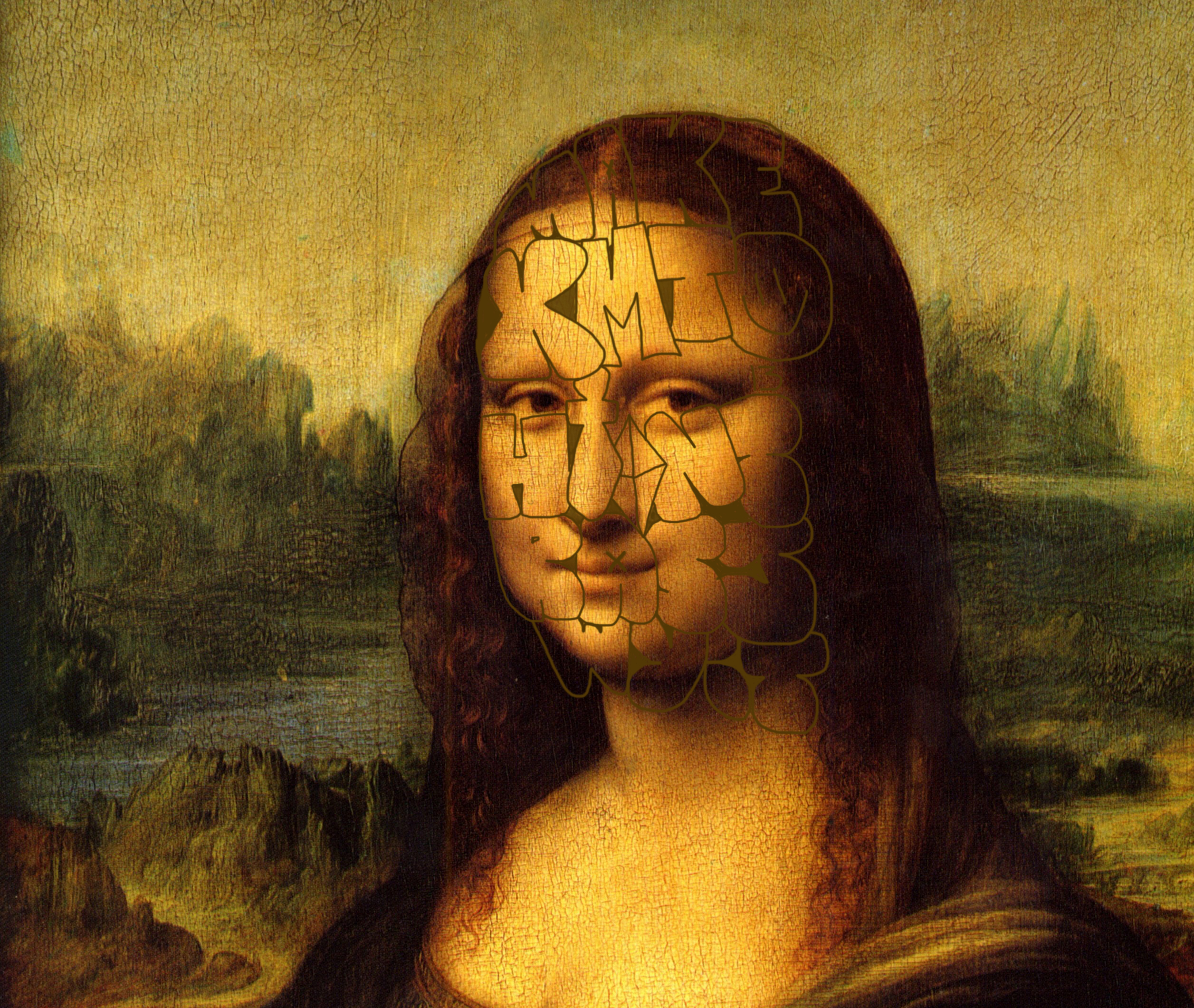 Mr HOLLYWOOD | Mona Lisa - Lost Art