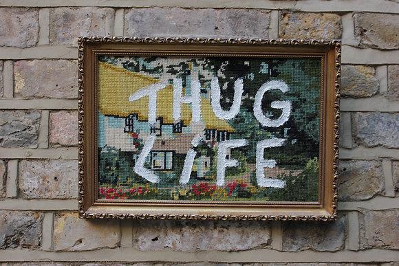 THUG LIFE - Mr HOLLYWOOD Signed 1/1