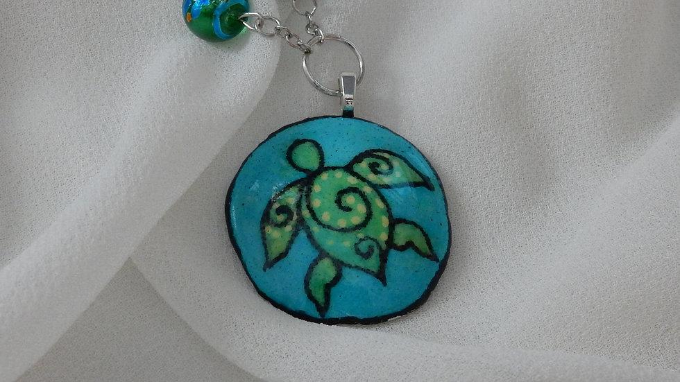 Sea Turtle (Honu) Necklace