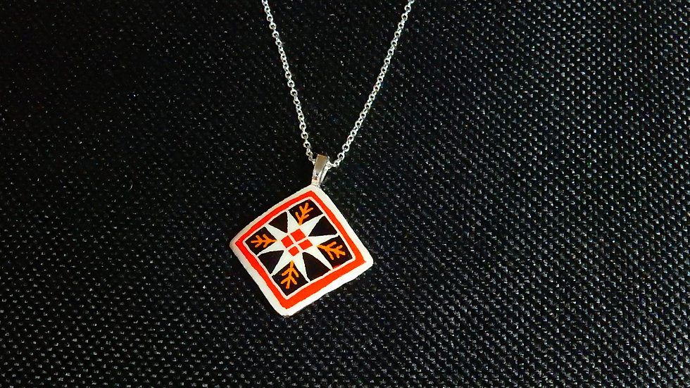 White Star Pendant