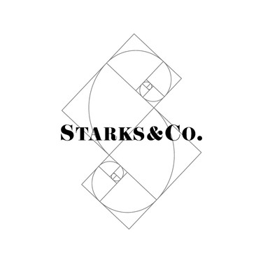 株式会社STARKSロゴデザイン