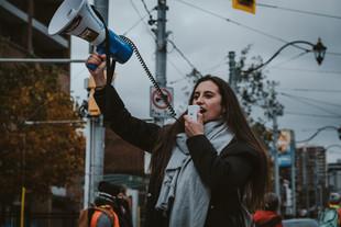 The Univeristy of Toronto interviews Allie