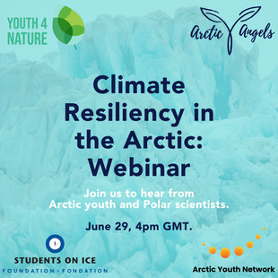 Climate Resiliency in the Arctic