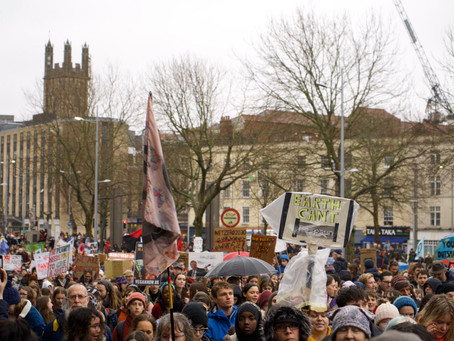 Fridays For Future x Bristol