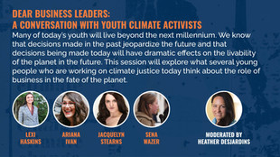 Climate Action Business Summit