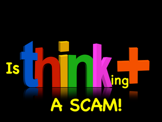 "Is ""Thinking Positive"" A Scam!?"