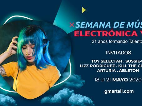 Semana de Música Electrónica a Distancia