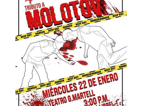 Tributo a Molotov | Teatro G Martell