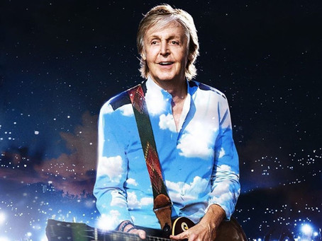 Paul McCartney anunció el lanzamiento de un nuevo álbum solista grabado durante el confinamiento.