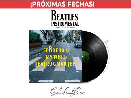 """Concierto """"Beatles Instrumental II """""""