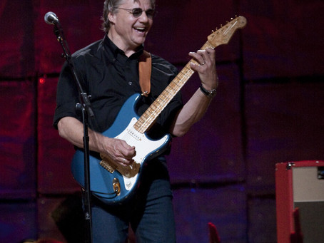 ¡Feliz cumpleaños! Steve Miller